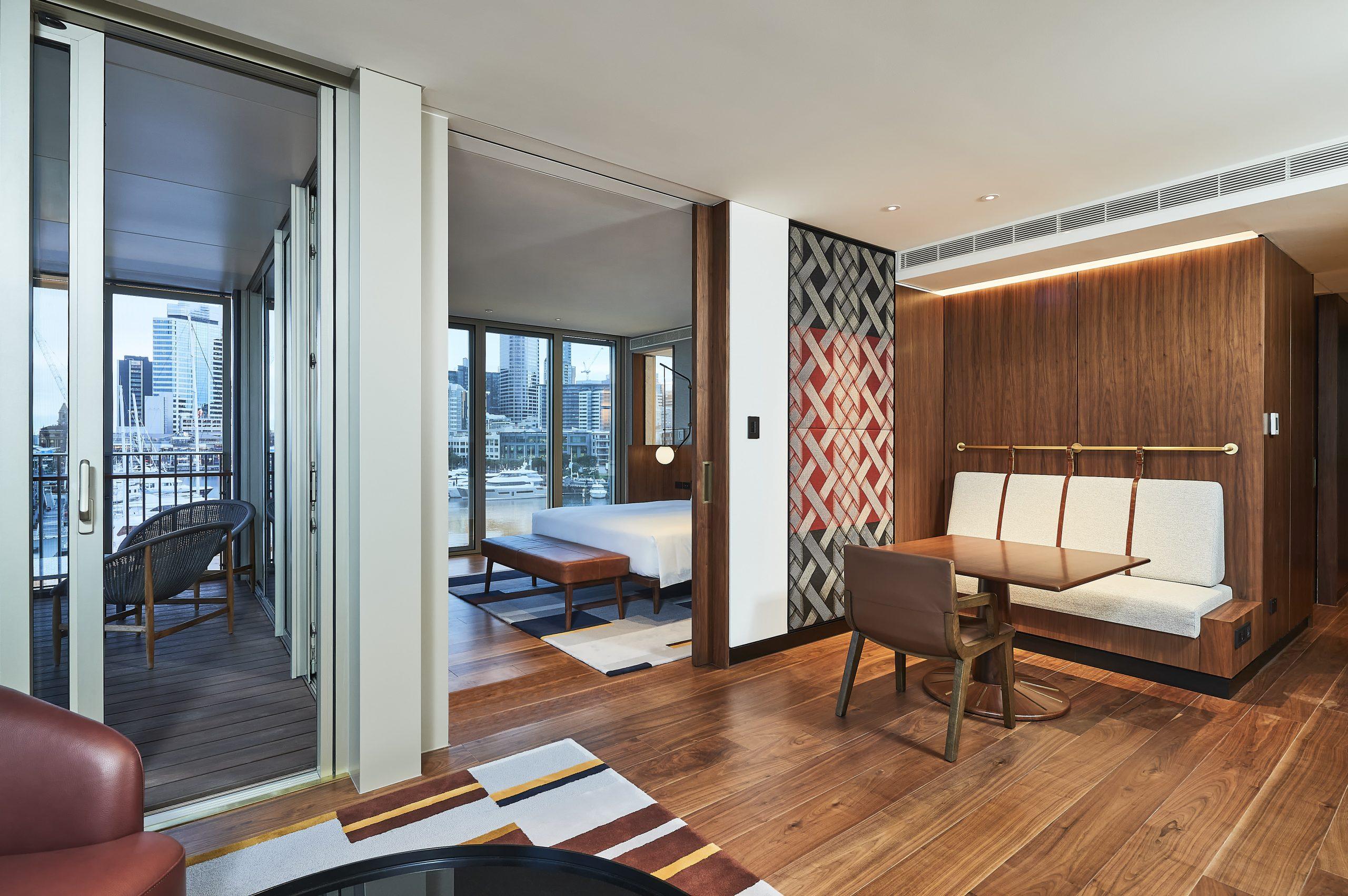 park hyatt suite living