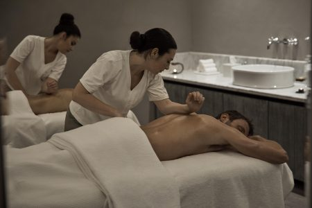 COMO Castello Del Nero_COMO Shambhala Retreat_Couples Treatment_COMO Shambhala Massage