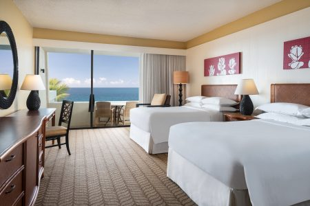 Outrigger Kona Resort and Spa - Ocean-View Room