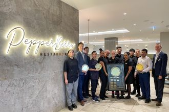 Gold Plate Awards 2021 - PepperBerry Team