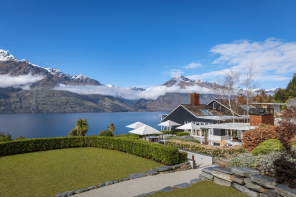 It's Not All Bad for Robertson Lodges